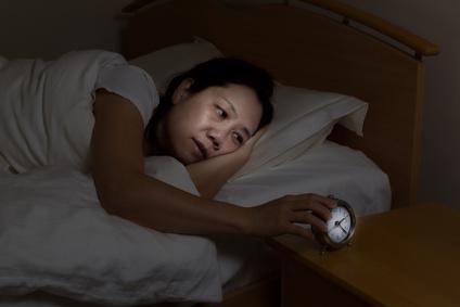 Schlaflosigkeit, kann nicht schlafen