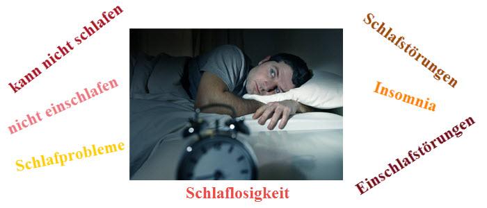 Kann nicht schlafen! Warum gerade ich?
